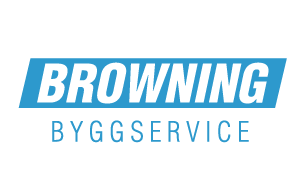 Browning Byggservice Logo